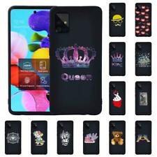 Case Fit Samsung Galaxy A10/ A20E/ A30S/ A40/ A50/ A70 TPU Silicone Cover Phone