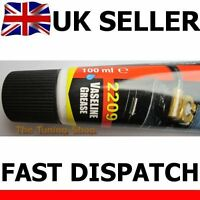 1x Vaseline Grease For Steel Lubricant For Electric Contacts Battery Connections