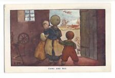 ch0094 - Children - Come and See - artist IMJ - postcard