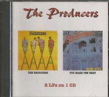 Producers / You Make the Heat CD   Brand New  One Way Label