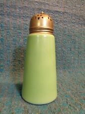 Opaque Glass Antique English Sugar Shaker or Muffineer by Willow Art China