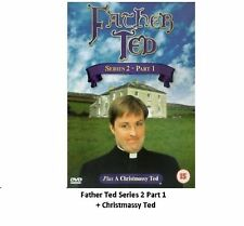 Father Ted Complete Series 2 Part 1 DVD Brand New Sealed UK Original R2 Version