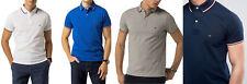 Tommy Hilfiger Herren Poloshirt Tipped Hemd Kurzarm shirt Slim Fit S-XXL OVP