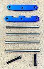 Slash® 4x4 Hinge Pins w/ Tie Bars Ultimate LCG Rustler® Stampede®