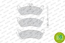 FERODO BRAKE PADS REAR - MERCEDES BENZ ML320 W163 1998-2003 - 3.2L V6 - FDB1608