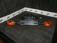 GSXR600-750 2004-05 Rear munber plate holder & REAR INDICATORS lhs & rhs
