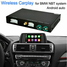 US Stock Wireless IOS CarPlay Android Auto Retrofit Interface kit BMW NBT System