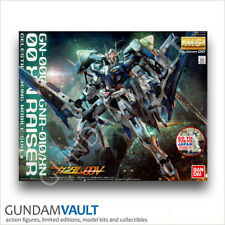 NEW 1/100 MG 00 XN RAISER Premium Bandai Gundam Model Kit Master Grade
