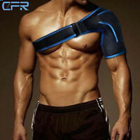Shoulder Support Belt Brace Rotator Cuff Dislocated AC Neck Joint Pain Therapy S