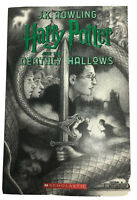 Harry Potter and the Deathly Hallows J.K. Rowling Paperback 2018 Edition
