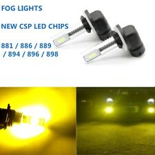 2x Fog Lights For Volvo VNL VN 2003-2015 881 896 100W LED Replacement Bulb