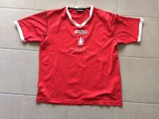 Maillot foot collector vintage SCOTTISH League ECOSSE FALKIRK LOTTO taille L