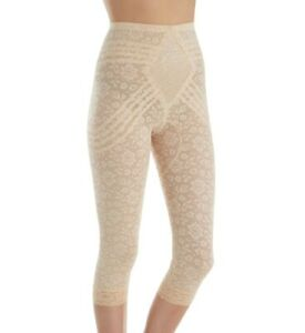 Rago Lacette Extra Firm Shaping Capri Pant Liner - 6270
