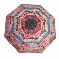 London Icons Folding Umbrella Water Repellent