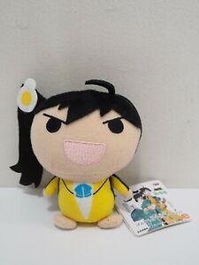 "Nisemonogatari Karen Araragi Banpresto 2012 Plush 4.5"" TAG Toy Doll Japan"
