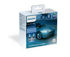 Philips H7 Ultinon Essential LED G2 6500K White Car Headlight Bulbs 11972UE2X2