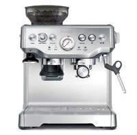 Breville Barista Express BES870XL Espresso Machine - Stainless Steel NEW SEALED