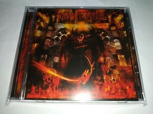 NOT FRAGILE Shout to the Master CD 12 tracks BRAND NEW 2013 Hellion Germany