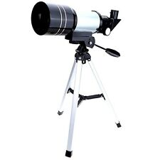 NEW/BOXED PROFESSIONAL MONOCULAR F3007OM TELESCOPE. VERY POWERFUL. INCL TRIPOD.