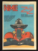 NME New Musical Express 17 November 1984 ZZ Top Cabaret Voltaire Moroder