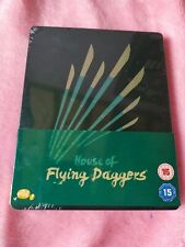 House of Flying Daggers Blu-ray Steelbook - UK Edition - New