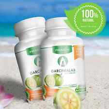 2 x Garcinia Cambogia Pure - 95% HCA - 60 Weight Loss Diet Pills