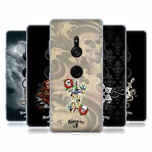 OFFICIAL ALCHEMY GOTHIC ILLUSTRATION SOFT GEL CASE FOR SONY PHONES 1