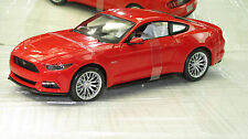 2015 MUSTANG GT COUPE FIRE RED WHITE SEATS !!!!