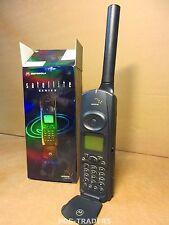 Motorola 9500 Series Satellite Phone SWF3180KA IN ORIG BOX, NO BATTERY - AS NEW