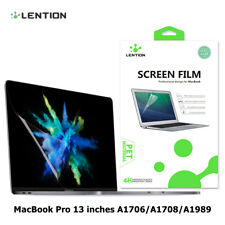 MacBook Pro 13 Screen Protector Clear HD Film Guard for Model- A1706/A1708/A1989