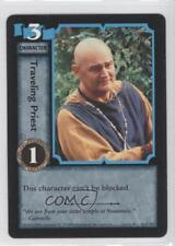 1998 Xena Warrior Princess Collectible Card Game #14 Traveling Priest Gaming 0a1