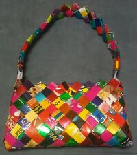 Nahui Ollin Snack Pastry Wrapper Hand Bag