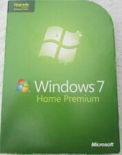 Microsoft Windows 7 Home Premium 32/64-Bit