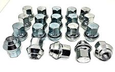 20 x Ford Sierra M12 x 1.5,19MM HEX OE STYLE, ALLOY WHEEL NUTS,LUGS,BOLTS  [75]