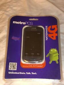 Samsung Galaxy Exhibit SGH-T599N - 4GB - Gray (Metro)  *** BRAND NEW IN BOX ***