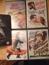 Cary Grant DVDs X5 4 Films 1 Doc Inc.destination Tokyo
