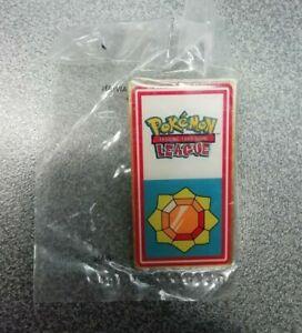 Pokémon League Badge Pin - 2000 Kanto Season 3 - Thunder Badge