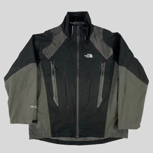 North Face Gore-Tex Jacket Black / Grey - Size XXL