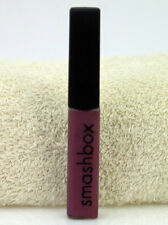 Smashbox Lip Gloss Smashing Orchid .16 oz Plum Purple Dark Berry Shimmer Sparkle