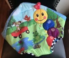 Baby Einstein Neighborhood Friends Jumper Seat Cover Pad Replacement Part Euc