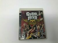 Guitar Hero: Aerosmith (Sony PlayStation 3, 2008)