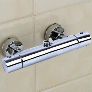 Brausethermostat Dusch Armatur Bad Duschthermostat Dusche Mischbatterie DE