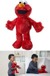 Playskool Friends Sesame Street Tickle Me Elmo Toy Kids Unisex Soft & Huggable