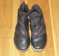 Lebron Soldier 12 Flyease Black/red Size 11 Mens