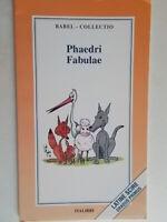 Phaedri FabulaeGrillo Lucianababel latino favole Fedro bambini come nuovo 14