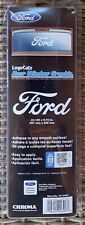 New In Package FORD Classic Logo Cutz Rear Window Graphix Decal Sticker Graphics