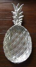 Wilton Armetale Bruce Fox Design Pineapple Tray Dish