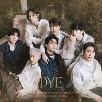 GOT7 Mini Album [DYE] Random Ver CD+80p P.Book+Mirror Card+Bookmark+2p Photocard