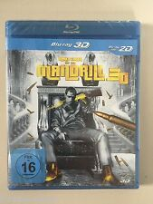 BluRay Mandrill 3D