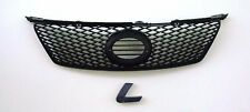 Front Grille for Lexus IS250 IS350 2006-2008 Matte Black F Sport Style